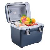 美固(MOBICOOL)T20 20L車載冰箱 車載冷暖箱 寶石藍 恒溫箱 小冰箱