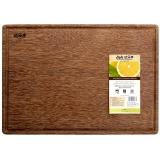 達樂豐 實木砧板 雞翅木歐式水槽板 菜板案板 TJ4028(40*28*2cm)