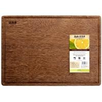 达乐丰 实木砧板 鸡翅木欧式水槽板 菜板案板 TJ4028(40*28*2cm)