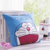 LOVO罗莱生活出品 哆啦A梦系列靠垫-大笑50*50cm