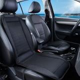 卡饰社(CarSetCity)冷风通风坐垫 汽车座垫 夏季座垫 通用型 黑色