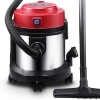 德尔玛(Deerma)DX132F 干湿两用吸尘器 家用商用 桶式真空吸尘器 大吸力 整机降噪设计