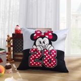 迪士尼(Disney) 时尚米妮系列靠垫-爱迷藏50*50cm