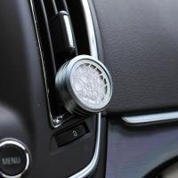 艾璐斯 IROOTS  汽车香水精油 空调出风口香水夹 车载车用空气清新剂 香型F101十八世纪