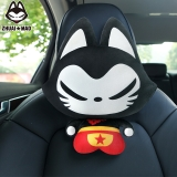 拽猫(ZhuaiMao) 汽车头枕 颈枕 卡通护颈枕 办公车用靠枕 原型款