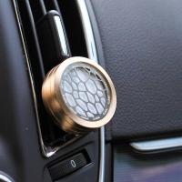 艾璐斯 IROOTS 汽车香水精油 空调出风口香水夹 车载车用空气清新剂 江南香型F101