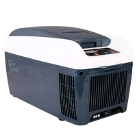 纽福克斯(NFA)12v 6升可制冰的车载冰箱 冷暖箱 5272C