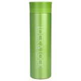 樂扣樂扣(LOCK&LOCK)便攜情侶杯 茶隔馬克保溫保冷杯350ml 綠色 LHC9016G
