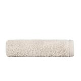 佳佰 毛巾 純棉 面巾洗臉巾 超柔紗 淺灰色 一條裝