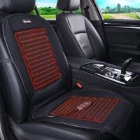 COMFIER汽车坐垫冬季加热座椅垫车载保暖通风多功能靠垫