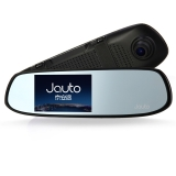 京安途(Jauto)T1行车记录仪 后视镜款高清夜视双镜头大广角前后录像倒车影像