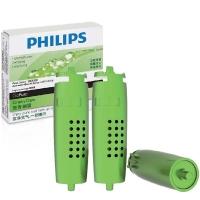 飛利浦(philips)車載空氣凈化器 車載凈化器 香薰/香氛 適用ACA301、ACA251、ACA259 青青朝露香型