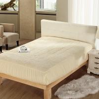 LUOLAI罗莱家纺出品床笠 美丽绒床笠式床垫 1.5m床150*200