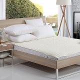 多喜爱(Dohia)床褥床垫 克里斯汀舒适保护垫 四季垫子 床护垫 1.2米床 195*120cm