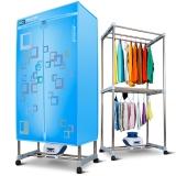 天骏小天使(TIJUMP)干衣机 干衣容量10公斤 功率1200瓦 不锈钢双层 中层4管 智能款 TJ-SM328