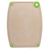 壳氏唯(HUSKS WARE)砧板 天然稻壳双面辅食切菜板水果板经典款大号CB-11N-2