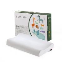 LOVO罗莱生活出品 功能枕泰国进口舒睡乳胶枕42*26cm