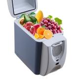 美固(MOBICOOL)L07 DC 7L  半導體冷暖箱 迷你小冰箱 化妝箱 醫藥箱 宿舍冰箱 藍色