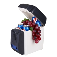 纽福克斯(NFA) 5235 7L车载冰箱 车载加热箱 冷暖箱 小型冰箱 迷你冰箱