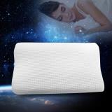 梦洁家纺(MENDALE)枕芯 记忆枕头 B型工学记忆枕 单只装 50*30*10/7cm