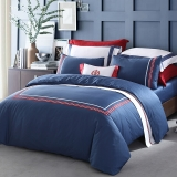 夢潔家紡出品 MEE 床品套件 60支高密純棉緞紋四件套 床單被罩 英吉利 1.8米床 220*240cm