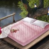水星家纺 奥斯丁玫瑰床护垫 床垫款 双人150*200cm