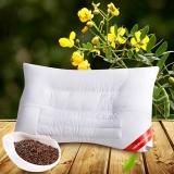 夢潔家紡(MENDALE)枕芯 單人草本成人枕頭 植物養護決明子枕 單只裝 50*70cm