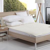多喜爱(Dohia)床褥床垫 克里斯汀舒适保护垫 四季垫子 床护垫 1.5米床 200*150cm