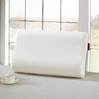 梦洁家纺出品 MAISON 枕芯 乳胶枕头 舒压护颈乳胶枕 单只装 57*36*10/8cm