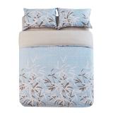 佳佰 被套被罩 单件 纯棉斜纹 青竹丹枫 适用1.2米床(150*200)