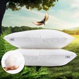 梦洁家纺出品 MEE 枕芯 双人情侣对枕 新纤枕头 一对装 50*70cm
