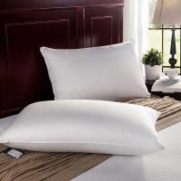 安睡宝(somerelle) 对枕 枕头芯 杜邦纤维全棉面料 舒芯可水洗高弹对枕芯48*74*2cm S62313AC