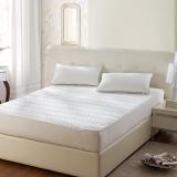 LUOLAI罗莱家纺出品床笠 全棉席梦思保护垫床垫F13 1.5m床150*200