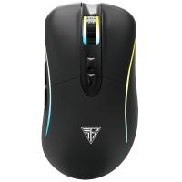 影级(iNSIST)DM7800  电竞游戏鼠标有线 RGB炫彩灯光 黑色 10000dpi 绝地求生鼠标 吃鸡鼠标
