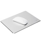 埃普(UP)AP-5鋁合金鼠標墊(小號) 電腦筆記本游戲鼠標墊 電競金屬鼠標墊 氣質桌面爽滑手感