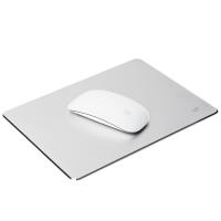 埃普(UP)AP-5铝合金鼠标垫(小号) 电脑笔记本游戏鼠标垫 电竞金属鼠标垫 气质桌面爽滑手感