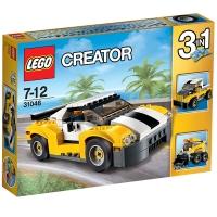 乐高 玩具 创意百变组 7岁-12岁 高速跑车 31046 积木LEGO