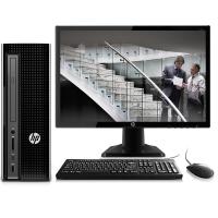 惠普(HP)小欧 270-p020 商用办公台式电脑整机(奔腾G4400 4G 500G 无线网卡 光驱 三年上门)19.5英寸