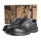 霍尼韦尔(Honeywell)劳保鞋 安全鞋SHBC00102 防砸 防静电 黑色 轻便 舒适 透气 防穿刺 39码