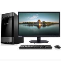 联想(Lenovo)天逸5060台式办公电脑整机(I5-6400 4G 1T 集显 WiFi 蓝牙 Win10)21.5英寸