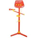贝芬乐(buddyfun)儿童麦克风 益智玩具音乐话筒 梦想之星麦克风 88026B红色