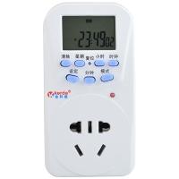金科德(kerde) GND-2 电子式定时器 定时插座 定时通断电 10A 白色