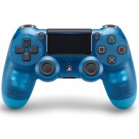 索尼(SONY)【PS4官方配件】PlayStation 4 游戏手柄(水晶蓝)17版