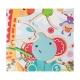 费雪(Fisher-Price)磁力串珠 玩具 运笔迷宫动物乐园儿童益智木制早教玩具 FP3001