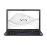 VAIO S13系列 13.3英寸轻薄笔记本电脑(Core i7 8G内存 PCIe 256G SSD 全高清屏 Win10 Pro 背光键盘)黑色