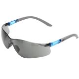 霍尼韦尔(Honeywell)300311 护目镜 S300A 蓝款灰色镜片 男女 防风 防沙 防尘 防雾 骑行运动眼镜 10副/盒