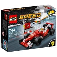 乐高 玩具 超级赛车 Speed Champions 7岁-14岁 法拉利 SF16-H 75879 积木LEGO