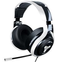 雷蛇(Razer)命运2定制战神竞技版游戏耳机 头戴式耳机 电竞耳麦 绝地求生吃鸡耳机