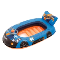 Bestway 风火轮(HOT WHEELS)儿童充气小船107x61x31cm水上玩具93405