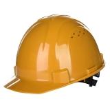 霍尼韦尔(Honeywell)H99 安全帽 ABS 工地 工程 工业 建筑 防砸 抗冲击 黄色 有透气孔 20顶